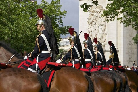 Paris : Republican Guard