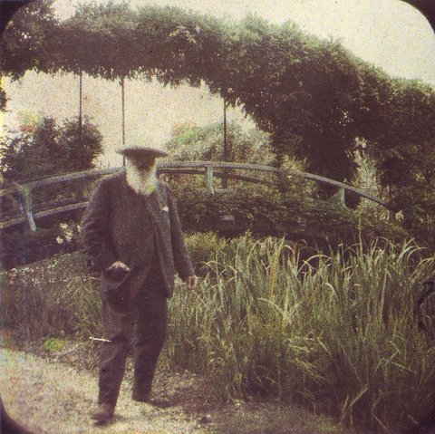Giverny : Claude Monet