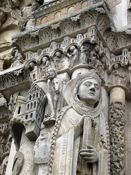 Chartres : the most incredible cathedral of France