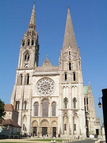 Chartres : cathedral