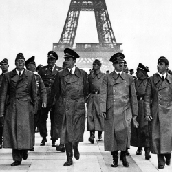 WW2 in Paris : 1940-1944