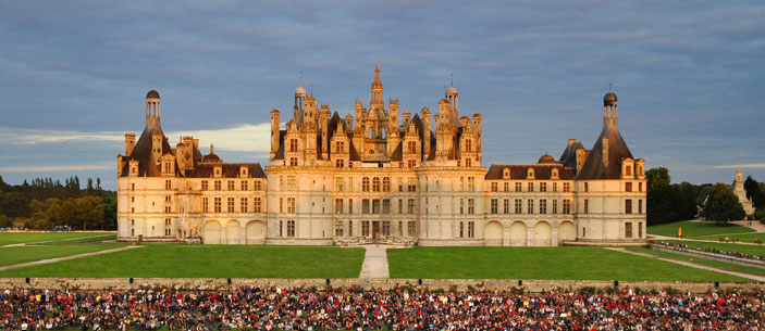 Loire Valley private guided tour : a Renaissance trip with 3 castles of your choice