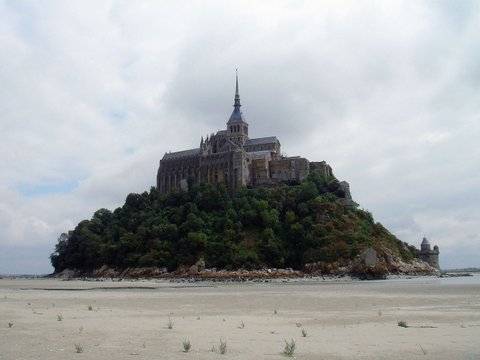 Normandie : Mont Saint Michel