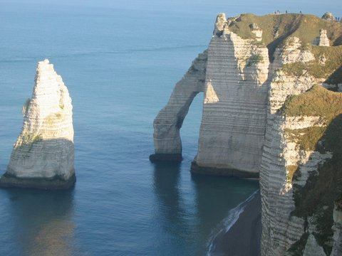 Normandy : Etretat