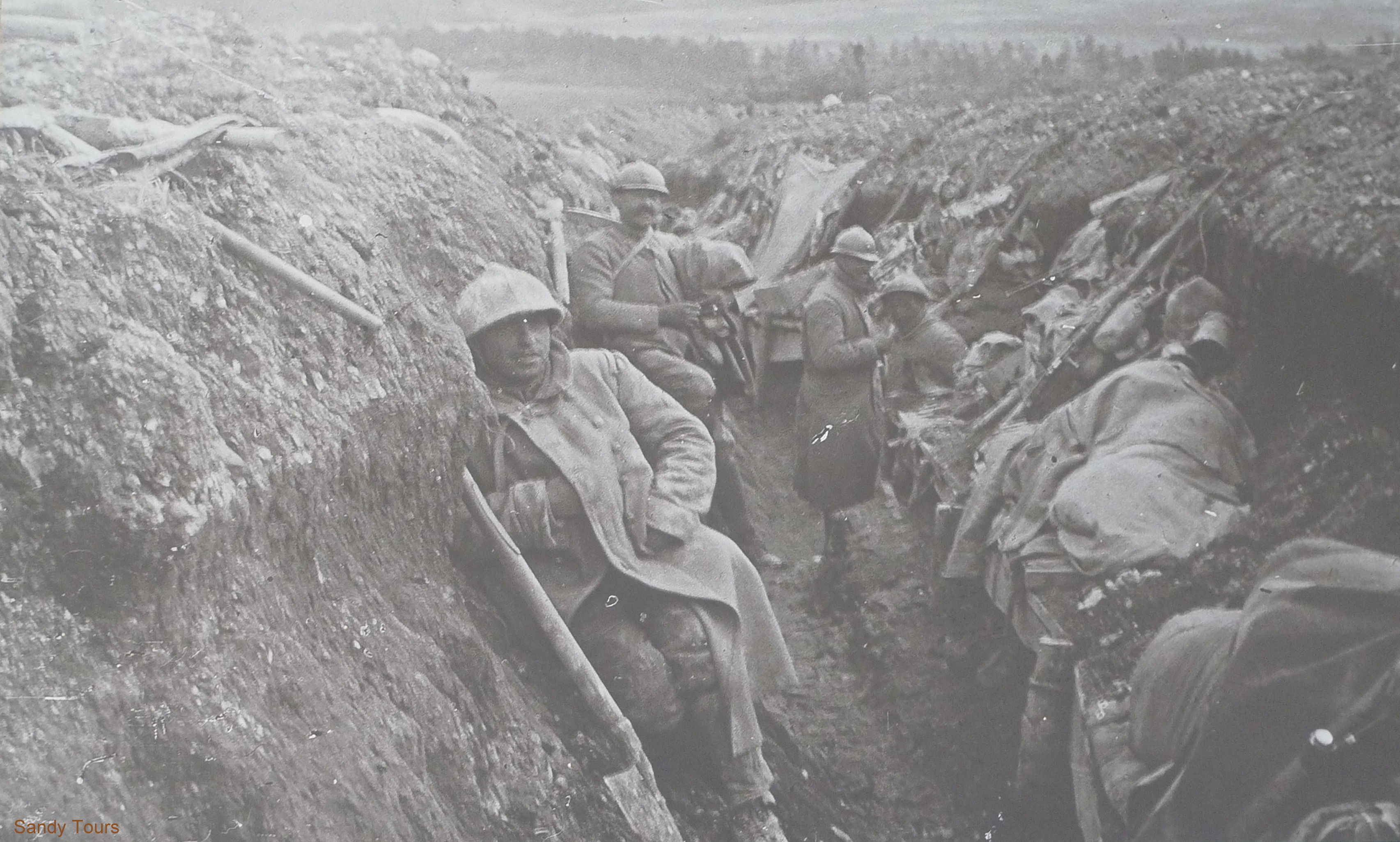 WW1 Battlefields private tour