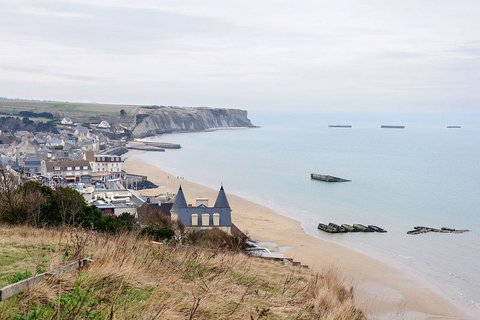 Normandie : Arromanches